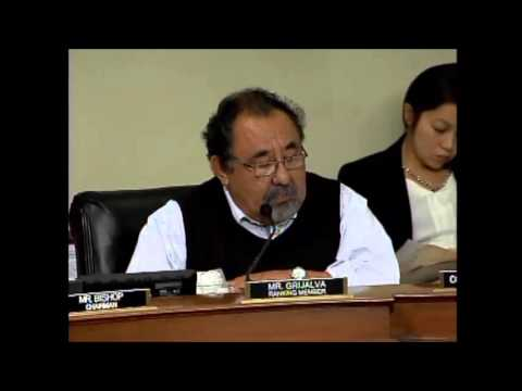 Full Committee Hearing on the PARC Act, which modifies the LWCF