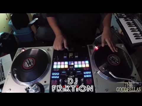 Dj Friktion - Beat Juggle Biz Markie
