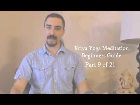 Kriya Yoga Pranayama Initiation Techniques