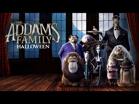SHROOM - 'The Addams Family' New Trailer [Video]