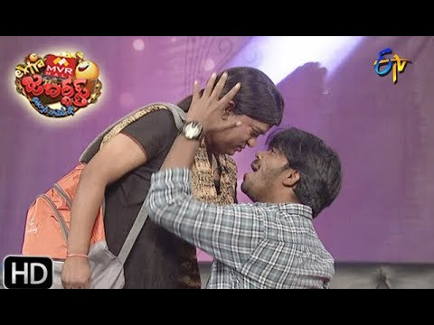 Sudigaali Sudheer Performance | Extra Jabardasth | 8th December 2017  | ETV Telugu