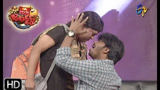 Sudigaali Sudheer Performance | Extra Jabardasth | 8th December 2017  | ETV Telugu