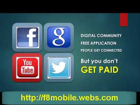 F8 Mobile Earn P50,000 to P400,000 Just By Browsing the Internet