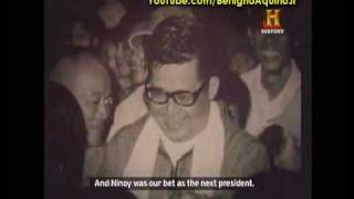 "HISTORY™ (4 of 5) The Assassination of Benigno ""Ninoy"" Aquino, Jr."