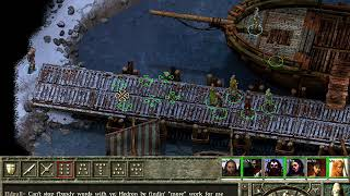 Icewind Dale II - PC - Prologue (Blind, Hard Difficulty)