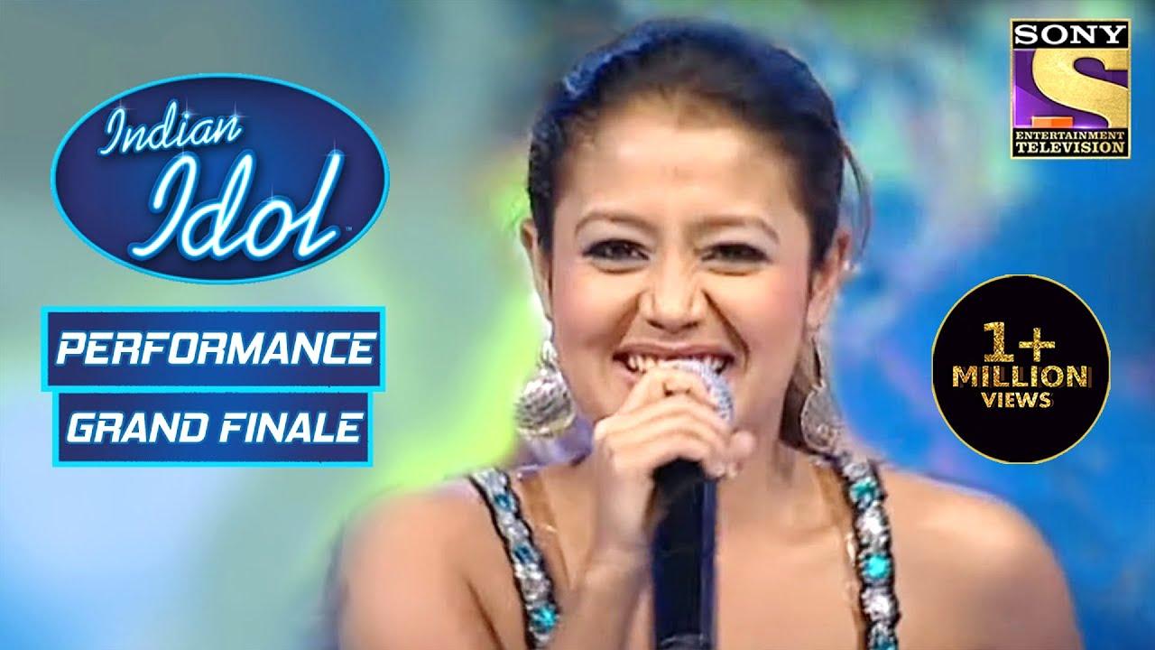Download Neha का जबरदस्त Performance Finale पे   Indian Idol Season 2   Grand Finale