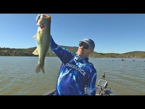 FOX Sports Outdoors SouthWEST #36 - 2017 Sardis Lake Oklahoma Bass Fishing