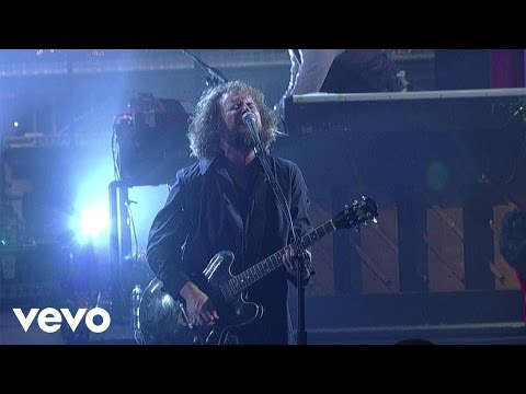 My Morning Jacket - One Big Holiday (Live on Letterman)
