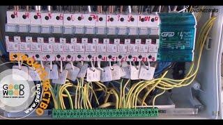 видео Электромонтажные работы в загородных домах и коттеджах