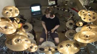 Emerson, Lake and Palmer-Are You Ready Eddy? Drum Cover