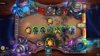 HearthStone Boomsday Puzzle Labs Leatal Dr Boom attempts