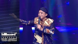 BILLBOARD INDONESIA AWARDS 2020 - Didi Kempot