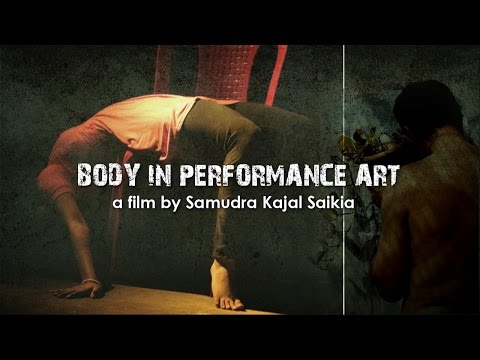 Body in performance Art- PROMO