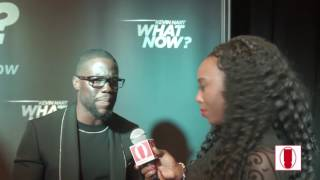 """Kevin Hart Talks About """"What Now?"""" And Meek Mill Beanie Sigel Beef"""
