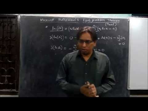 Derivation of Maxwell-Boltzmann Equipartition Theorem (Classical Approach)