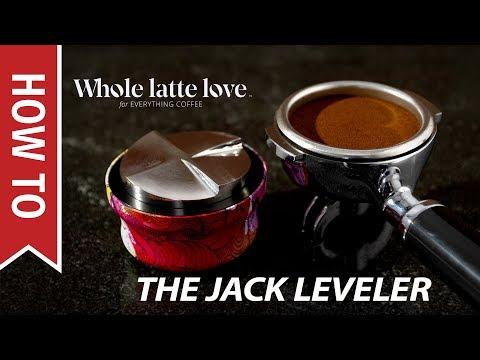 How To: The Jack Espresso Leveler Setup and Use