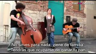 ZAZ - Dans ma rue (Subtitulado Español)
