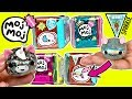 SQUISHY Unboxing! NEW Moj Moj Crunch Sparkle Squishies UNICORN + MERMAID Squishy Toys Found | SQUISH