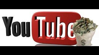 Заработок на youtube, начало видео уроков!