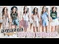 AMAZON SPRING/SUMMER FASHION | 17  OUTFITS!