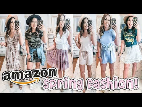 amazon-spring/summer-fashion-|-17-outfits!