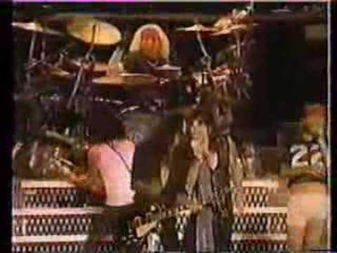 Guns N Roses AND Aerosmith LIVE! - YouTube