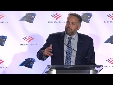 There's a new Rhule in the Panthers' locker room and they plan to follow