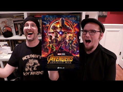 Avengers: Infinity War - Sibling Rivalry