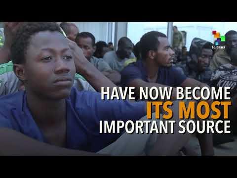 The EU Silently Welcomes Slavery In Libya