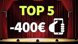 TOP 5 SMARTPHONE sotto i 400 EURO! (2017)