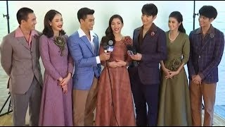 'เบลล่า-เจมส์จิ' แท็กทีมเพื่อนดาราจากละครกรงกรรม ถ่ายทำปฎิทินตรุษจีนช่อง 3 เตรียมแจกฟรีปีหน้า