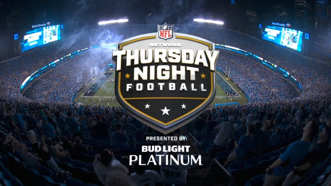 2019 Thursday Night Football On Nfl Network Intro Theme Youtube