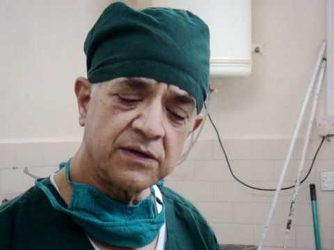 Dr. Ashok K. Banskota Sharing Information About HRDC
