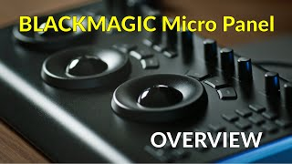 BlackMagic DaVinci Resolve Micro Panel User Expirience Review