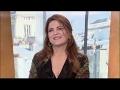 Interview et portrait d'Agnès Jaoui