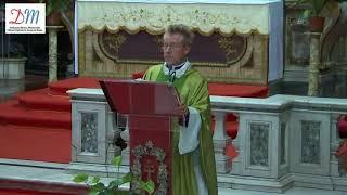 9 Settembre 2018 XXIII Domenica Tempo Ordinario Anno B Omelia Santa Messa ore 1830