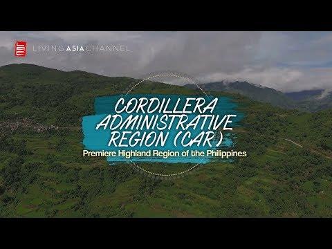 TRAVEL GUIDE : CORDILLERA ADMINISTRATIVE REGION PART 1| Living Asia Channel (HD)