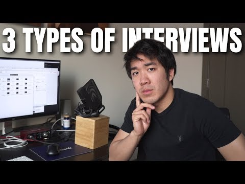 3 Types Of Data Science Interview Questions