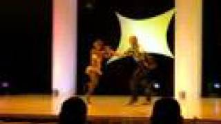 World Salsa Championships 2007 - Cabaret 1st - John and Judy