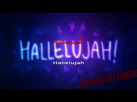 Hallelujah Italian Version Karaoke -2