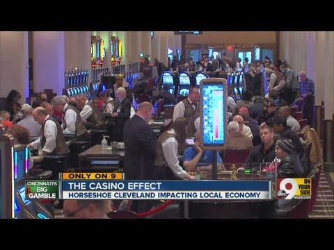 Who's Benefiting From Ohio's Casinos?