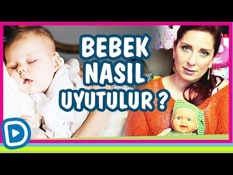 Hızlı Bebek Uyutma Tekniği Videolu Anlatım