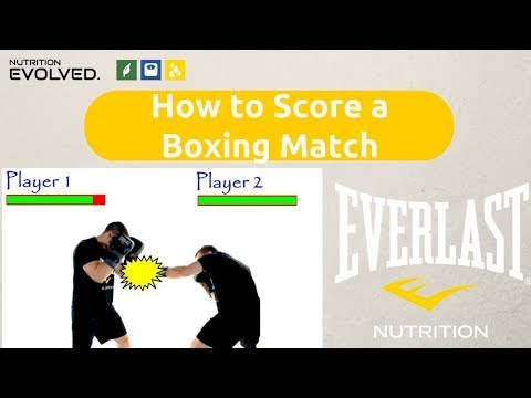 How To Score A Boxing Match (for Beginners)