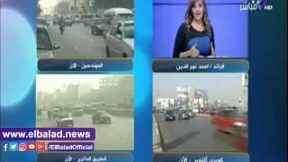 القبض على تشكيلات عصابية تلقي الحجارة على السيارات بالطريق الصحراوي.. فيديو