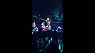 Justin Timberlake Super Bowl Halftime perfomance field view