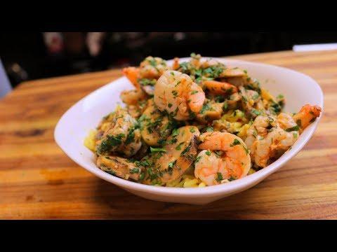 Cajun Shrimp Recipe - cooking channel - creole seafood