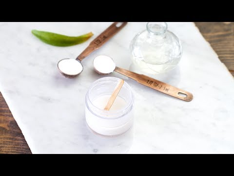 How to Make Natural Deodorant that Works with 3 Ingredients