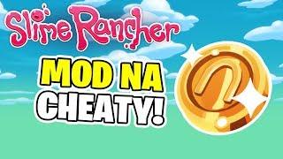 SLIME RANCHER - MOD NA CHEATY! | Cheat Menu Mod