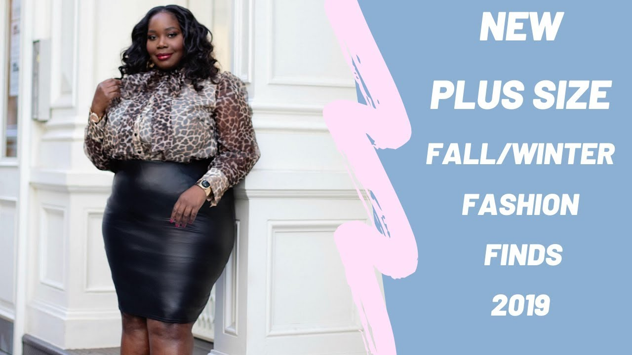 [VIDEO] - Fall & Winter Plus Size Fashion Haul/Try On 2019 3