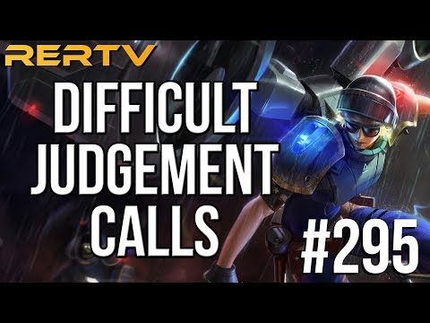 Difficult Judgement Calls - Kayle | Full Game Commentary